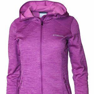 Columbia Women's Rosemont Station Hooded Full Zip